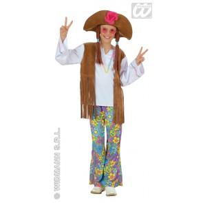 Item:Hippie Meisje Woodstock