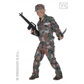 Item:Commando, Verlicht
