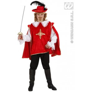 Item:Musketier Rood