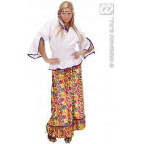 Item:Hippie Vrouw Fluweel