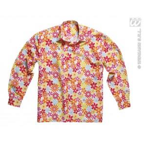 Item:Hippie Shirt Met Bloemen