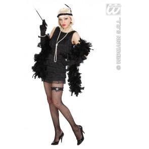 Item:Luxe Flapper Zwart