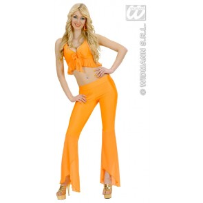 Item:Samba Top En Broek Neon Oranje
