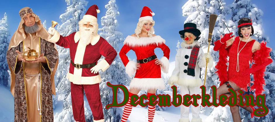 Decemberkleding