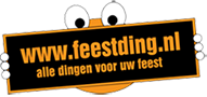Feestding.nl - Alle dingen voor uw feest!
