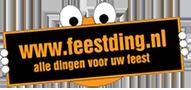 Feestding.nl - Alle dingen voor uw feest!